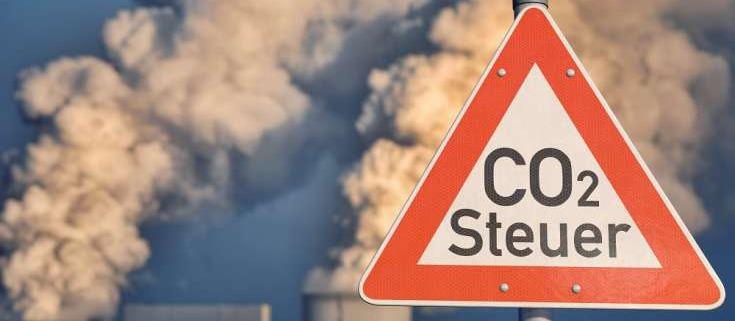 Durch den CO2-Preis steigen Kosten für Öl und Gas.